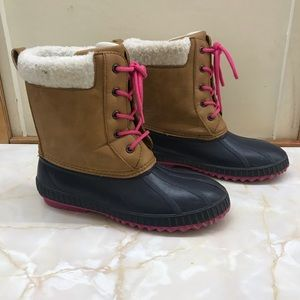 GAP Insulated Winter/ Snow Boots Girl 5/6